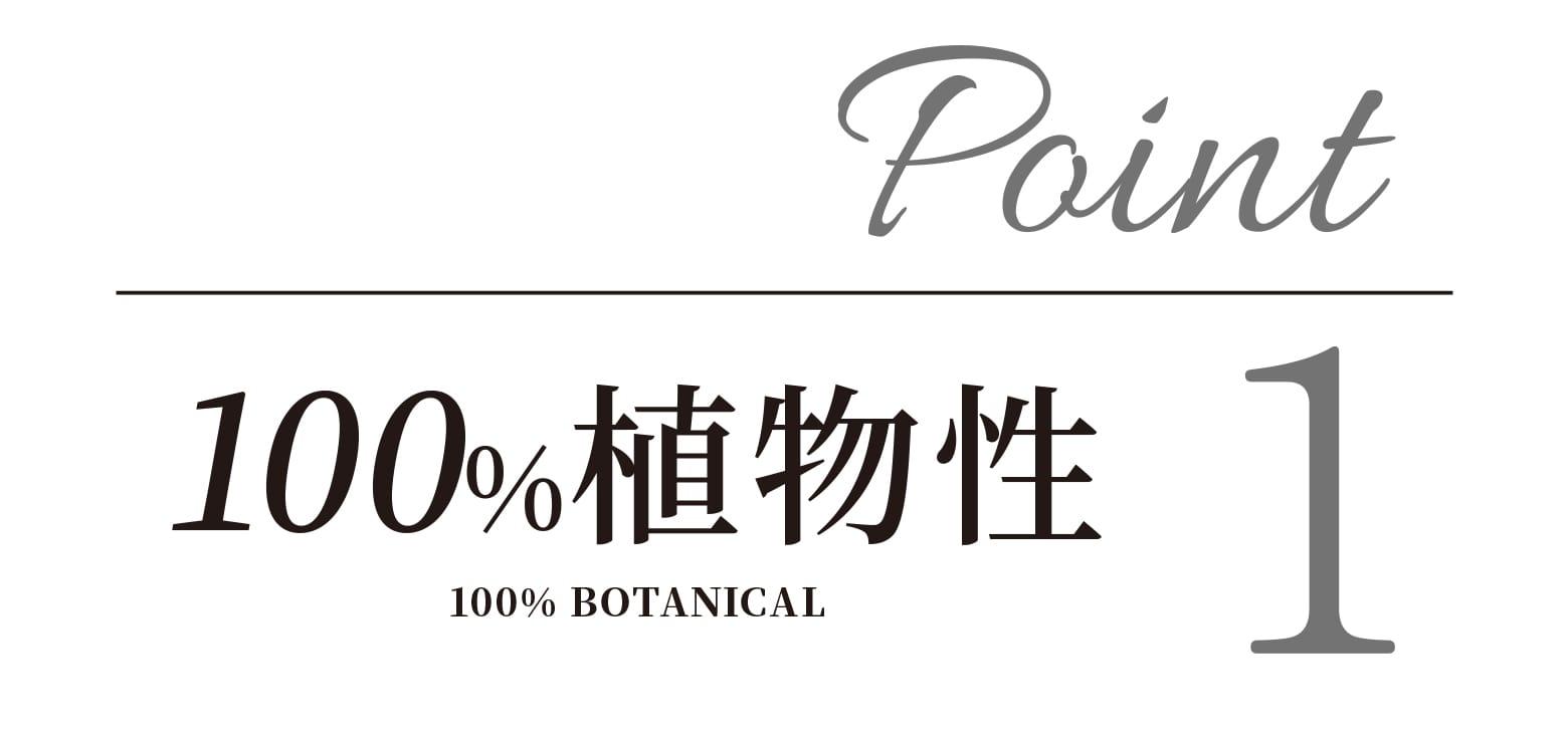 Point 100%植物性