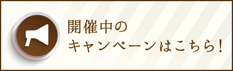 開催中のキャンペーンはこちら!!!!!!